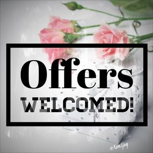 Other - ✨Welcoming All Offers!✨